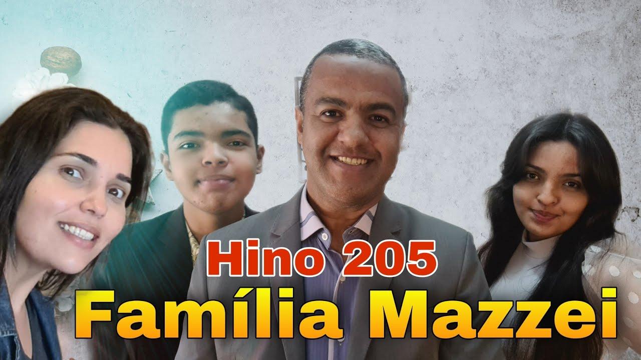 Família Mazzei / Tocata hino 205