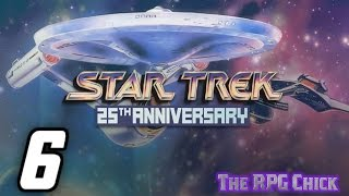 Let's Play Star Trek: 25th Anniversary (Blind), Part 6: Hostages Freed