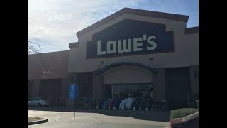 LOWES WALK AROUND WHAT'S NEW???
