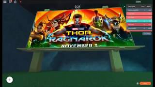 ROBLOX- Nightmare before bloxtober sponsored MarvelStudios (Thor: Ragnarok) event - Gameplay nr.0XXX