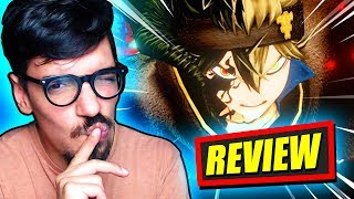 Black Clover Quartet Knights Review — TGN Anime