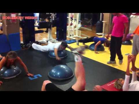 Fan & Fitness Camp @ Overall Health Club - BOSU&BODYWEIGHT