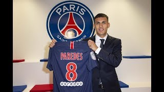 Leandro Paredes - Master Of The Pass • Welcome To PSG • 2018