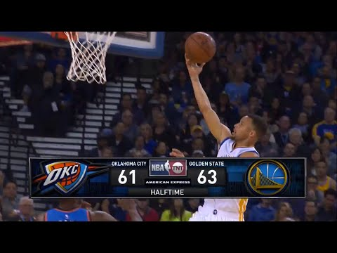 [Ep. 20/15-16] Inside The NBA (on TNT) Halftime Report – Thunder vs. Warriors Highlights