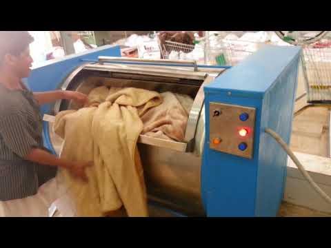 غسالة برميل ٥٠ كيلو صناعة باكستانية Made In Pakistan Commercial Washing Machine 50 Kg