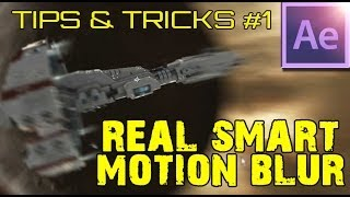 Eve Online Tips & Tricks #1 Real Smart Motion Blur (outdated)