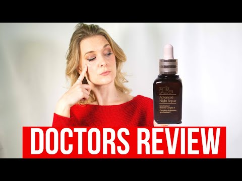 Estée Lauder Advanced Night Repair Serum Review - Is it worth the hype?