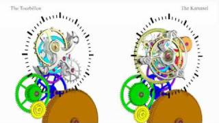 Blancpain Tourbillon VS Carrousel