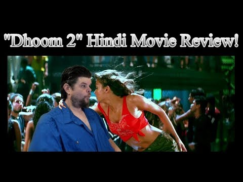 """Dhoom 2"" (2006) Hindi Movie Review"