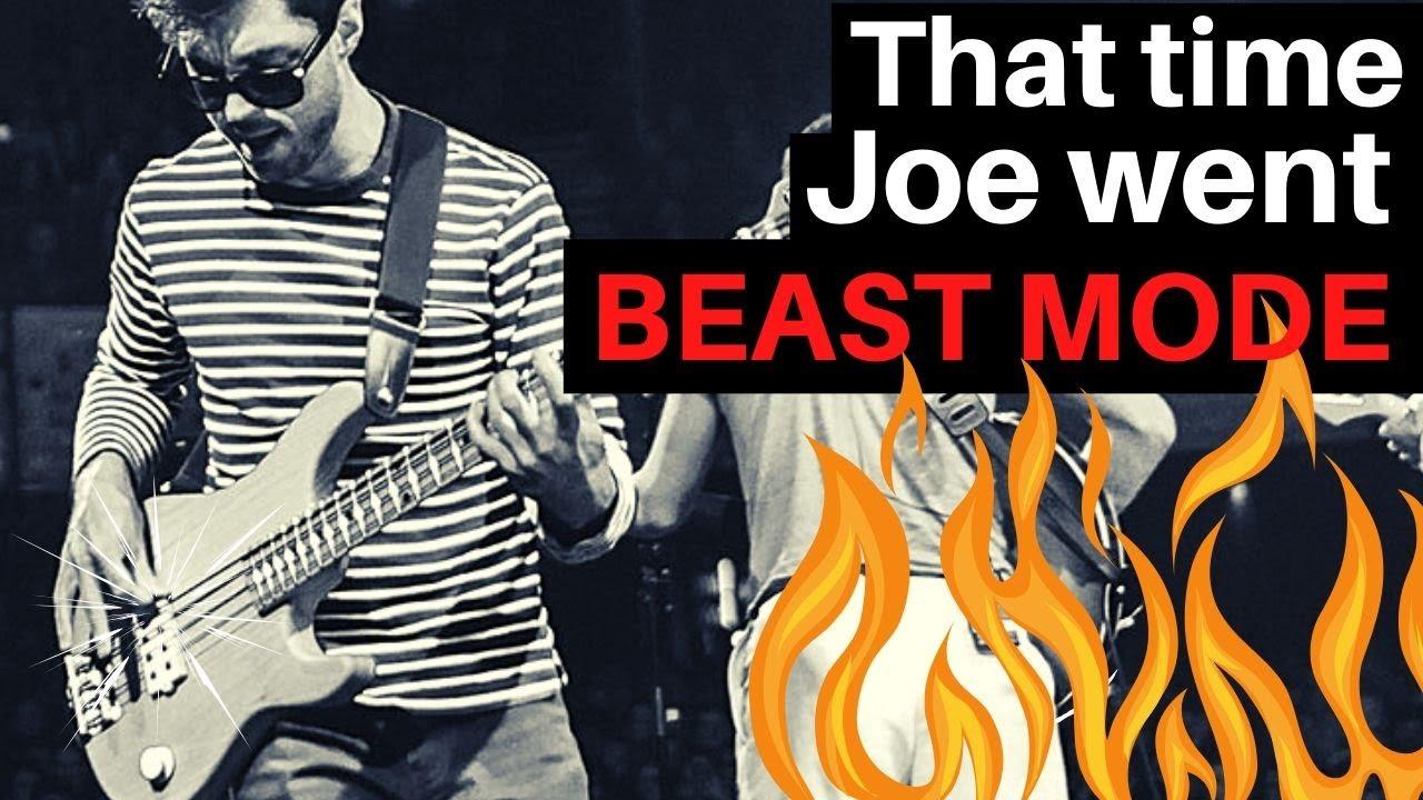 Those 3 times Joe Dart went BEAST MODE