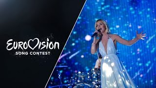 Polina Gagarina - A Million Voices (Russia) Impression of 2nd Rehearsal