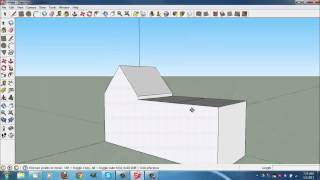 Google SketchUp 8 Lesson 5 - House Part 1(Review all the lessons that we've learned. Thanks for watching the video. If you have any questions, feel free to shoot me a PM. Please subscribe to my channel ..., 2013-03-04T22:26:17.000Z)