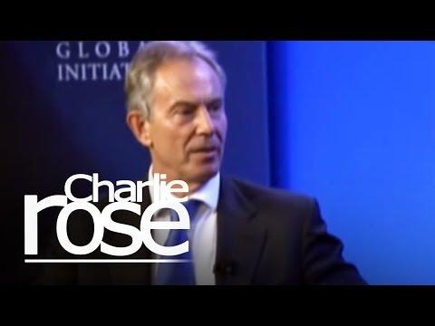 Tony Blair (09/28/12) | Charlie Rose
