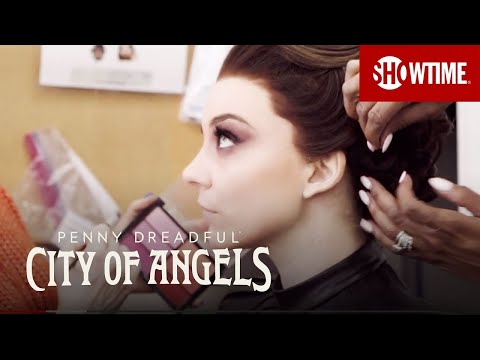 BTS: The Many Faces of Magda   Penny Dreadful: City of Angels   SHOWTIME