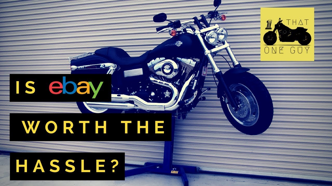 Motorcycle Parts On Ebay Is It Worth The Risk Youtube
