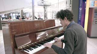 PIANO MEDLEY at Hamburg Shopping Mall – THOMAS KRÜGER