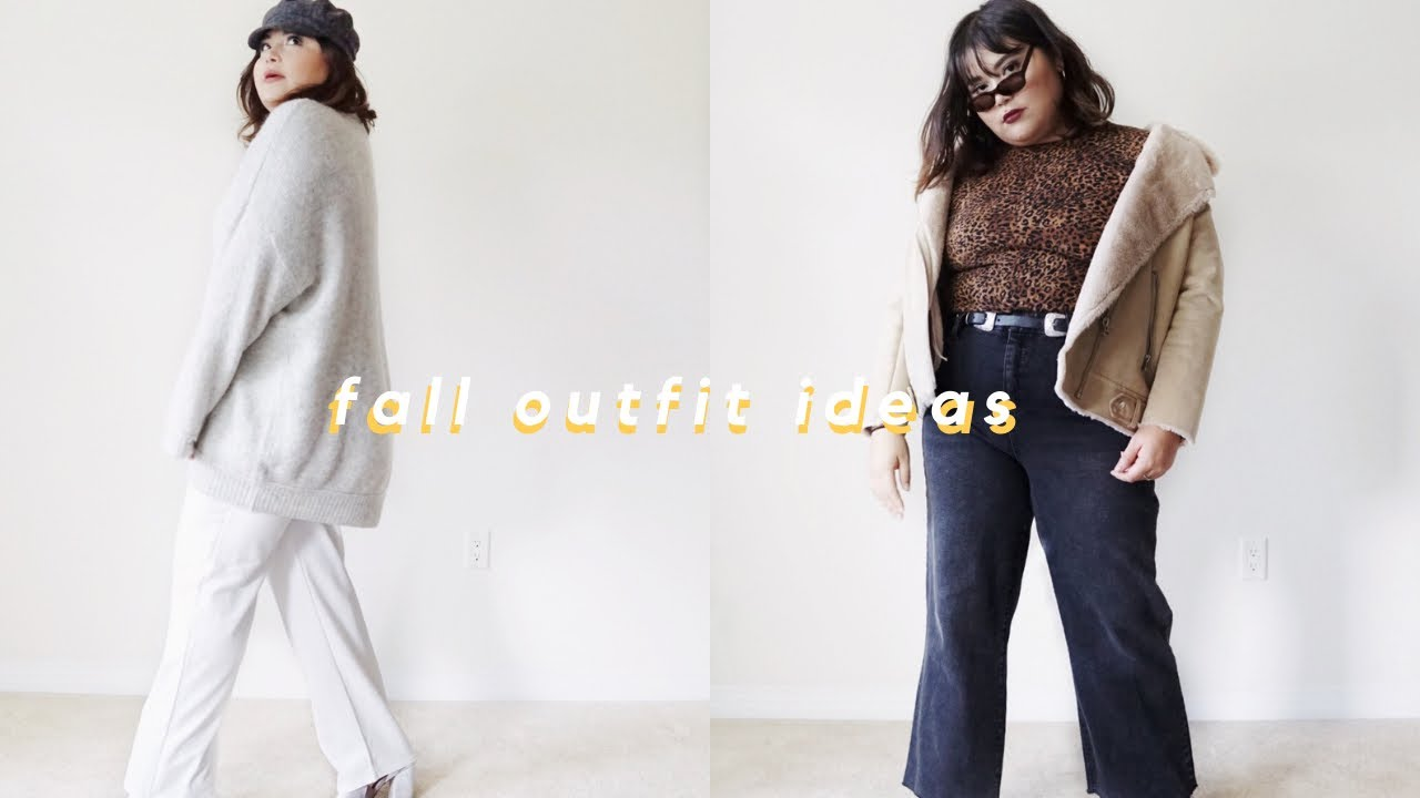 """Fall Outfit Ideas """"Plus Size"""" 2"""