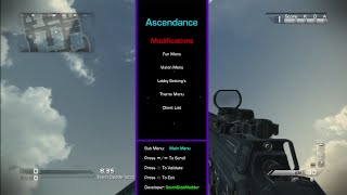 [Ghosts/1.16] SSM Ascendance SPRX (CEX/DEX) Mod Menu {BETA} RELEASED!!!!