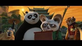 PO's RAGNAROK - Thor Ragnarok Trailer 2 + Kung Fu Panda 1-3 MASH-UP Trailer