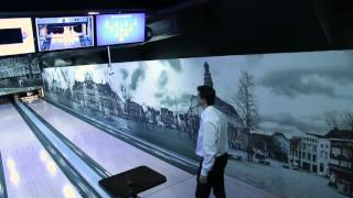 Bowling and GEUTEBRUCK video system