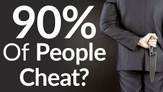 90% Of People Cheat? | 3 Mistakes That Make You Gullible | Harvard Study Asks Who Can You Trust?