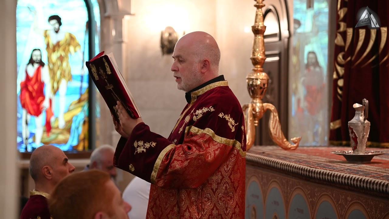 Праздник Хачверац - Воздвижение Честного Животворящего Креста Господня