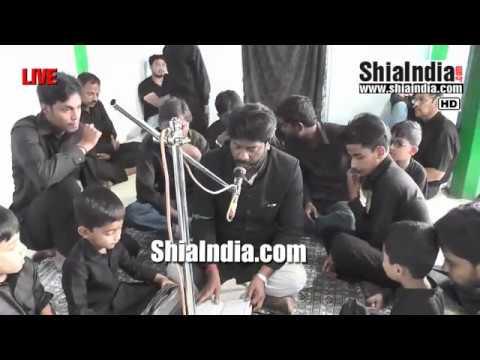 19th Safar Majlis From Choti Qaiser Manzil 1438-2016