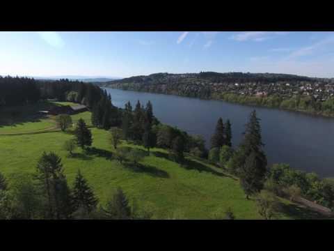 Prime Waterfront Property in Southwest Washington   Washington acreage for sale