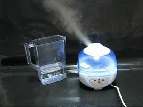 humidificateur d'air alpatec pour la culture - youtube - Comment Humidifier La Chambre De Bebe
