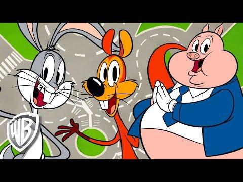 Looney Tunes en Français | autour du monde avec Bugs Bunny