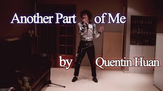 Michael Jackson - Another Part of Me ( Live in Wembley ) by Quentin Huan [ HD ]