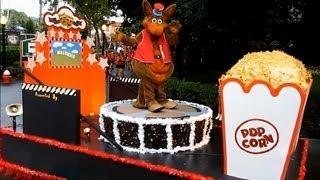 Kennywood's 64th Annual Fall Fantasy Parade 8/7/2013