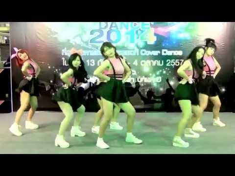 140920 R-Pink cover Apink - Mr.Chu + NoNoNo @Pantip Cover Dance 2014 (Audition)