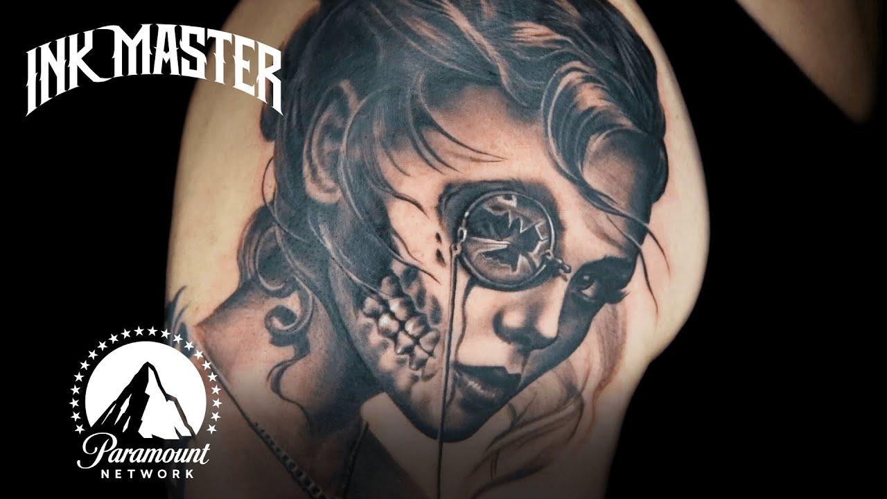 Download Best of Black & Gray Tattoos (Part 1)   Ink Master