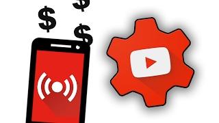 YouTube Spenden in Livestreams erklärt & Live vom Handy! - YouTube Updates
