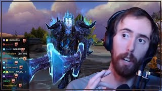 Asmongold's Third Transmog Competition of BFA