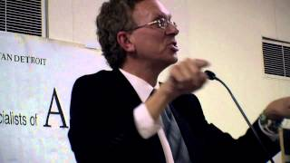 John Nichols - Speech on the history of American Socialism