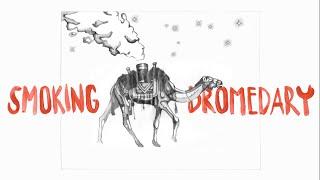 Steaming Animals - Smoking Dromedary [official lyrics video]