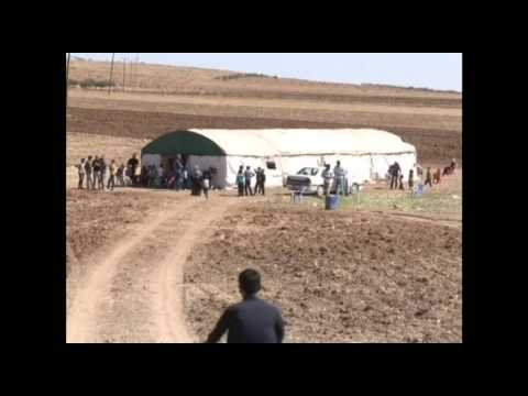 6603 SYRIA-TENSION KURDISH REFUGEE