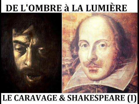Le Caravage et Shakespeare, conférence Art & Théâtre (1/3)
