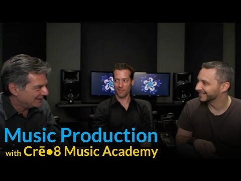 Professional Record Production with Cre8 Music Academy