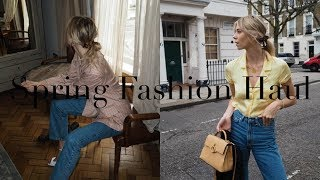 SPRING FASHION HAUL & TRY ON | Topshop, & Other Stories, ASOS, Weekday