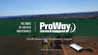 ProWay Cattleyards - Kerin Agriculture, Yeoval