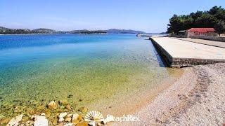 beach More, Jezera, island Murter, Croatia