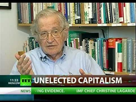 CrossTalk: Unelected Capitalism