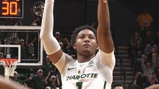 Charlotte 49ers Men's Basketball vs. Wake Forest Postgame Interview