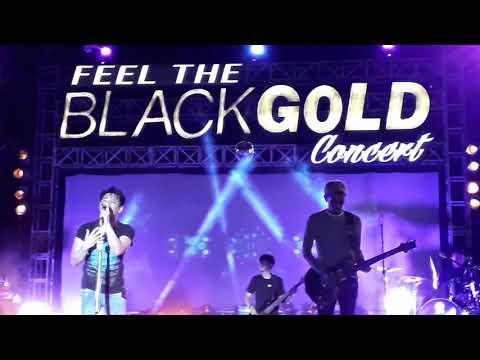 live Manado | Noah - Andaikan kau datang kembali (feel the black gold concert 2017)