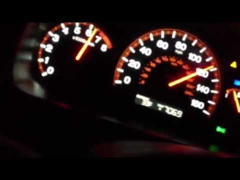 Accord V6 Top Speed Run(40 135, Electronically Limited)