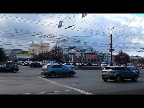 Челябинск Проспект ЛЕНИНА