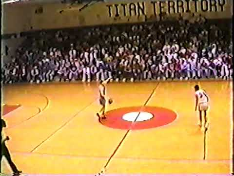 December 22 1992 - Gate City 68 Twin Springs 66 At Twin Springs HS Part I